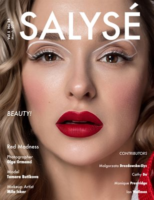 SALYSÉ Magazine | Vol 5 No 24 | March 2019 |