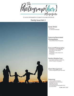 The Photograp[her] Magazine | Family Issue Volume 2