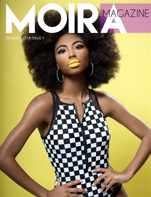 Moira Magazine Issue No. 1 Summer 2018