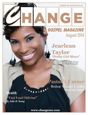 Change Gospel Magazine August 2014