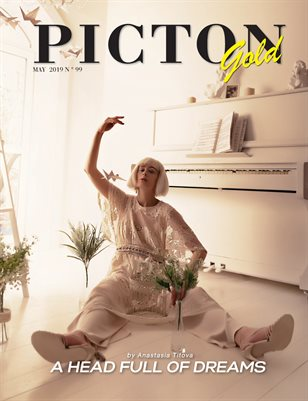 Picton Magazine May 2019 GOLD N99 Cover 2