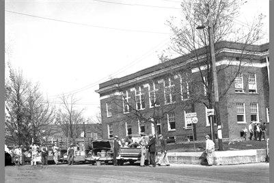 Tater Day 1954 Marshall County, Kentucky (Print4)