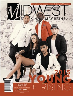 August/September 2015- Midwest Black Hair Magazine