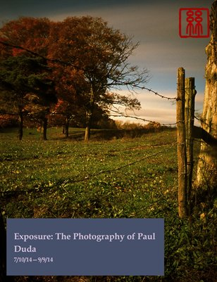 Exposure: The Photography of Paul Duda