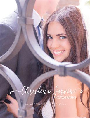 Christina Servín Photographs Nuptial Investment