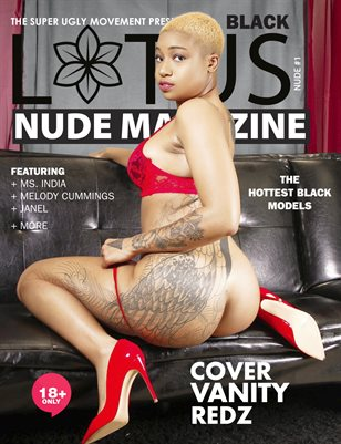 Black Lotus Nude Issue #1 Vanity Redz