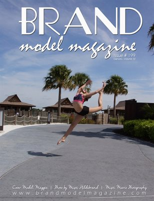 Brand Model Magazine  Issue # 199, Dancers - Vol. 10