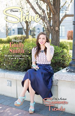 July Mini Mag 4 Free Digital for Emily's Followers