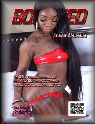 Tender Montana In Bonafied Magazine
