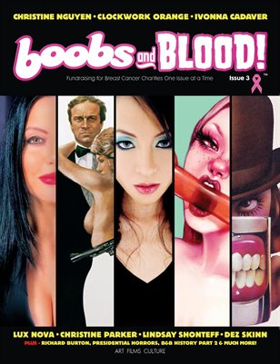 Boobs and Blood #3