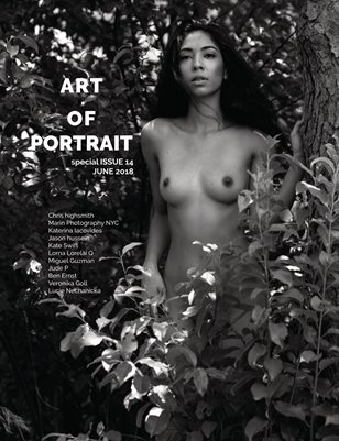 Art Of Portrait - Issue 14 / Nu