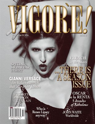 Vigore Magazine Issue 3 Volume 4