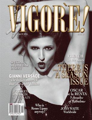 Vigore Magazine Issue 3 Volume 4
