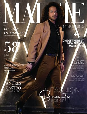 MALVIE Mag -Fashion & Beauty Vol. 03 JULY 2020
