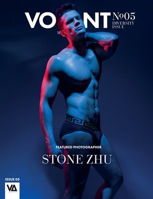 VOLANT Magazine #05 - Diversity Issue Vol.08