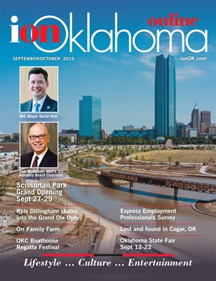 September - October 2019 ion Oklahoma Magazine