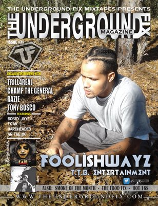 The Underground Fix Magazine Issue #71