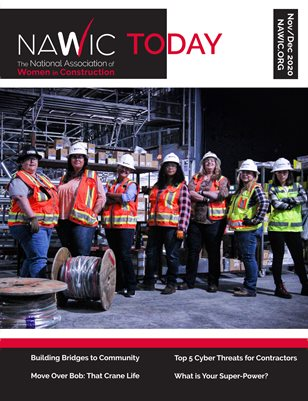 NAWIC Today November/December 2020