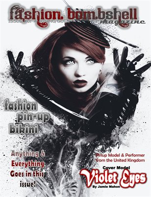Fashion Bombshell Magazine: Issue 10-Anything Goes Edition!