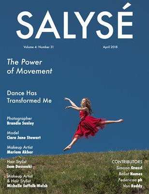 SALYSÉ Magazine | Vol 4 : No 31 | April 2018