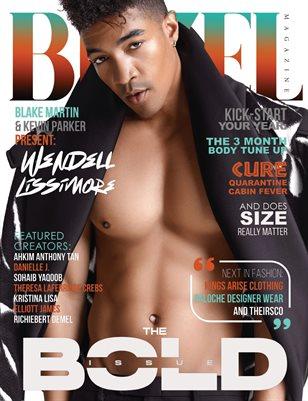 BEZEL Magazine; featuring Wendell Lissimore