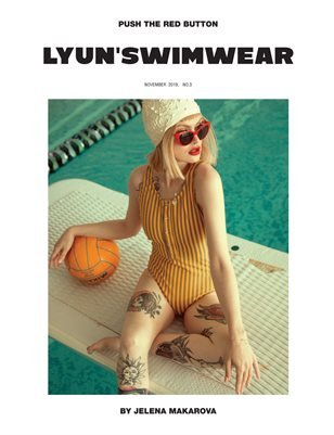 LYUN Swimwear No.3 (VOL No.2)
