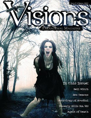 Visions Paranormal Magazine 7