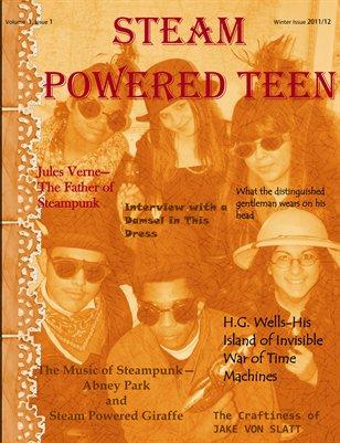 Steam Powered Teen Issue 1