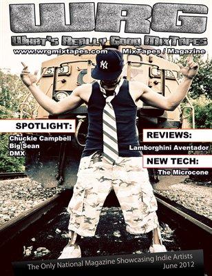 WRG Magazine Jun 2012