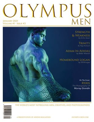 OLYMPUS MEN — Vol 1, Issue 3