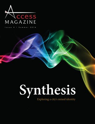Access Magazine, Spring 2016