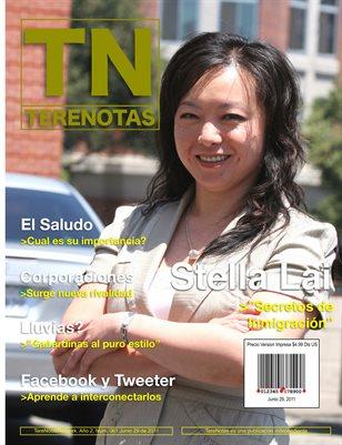 Stella Lai... Secretos de Inmigracion