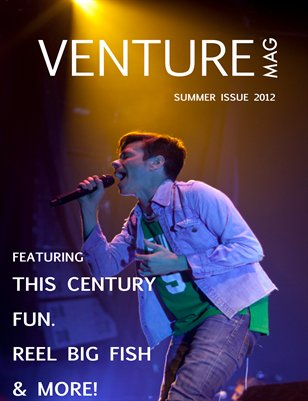 Venture Summer Issue 2012