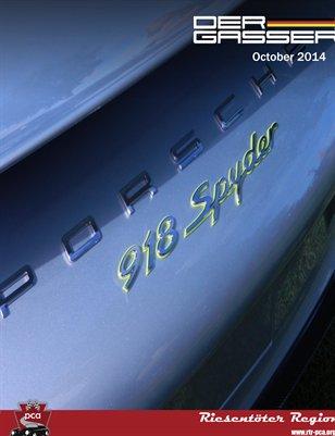 Der Gasser October 2014
