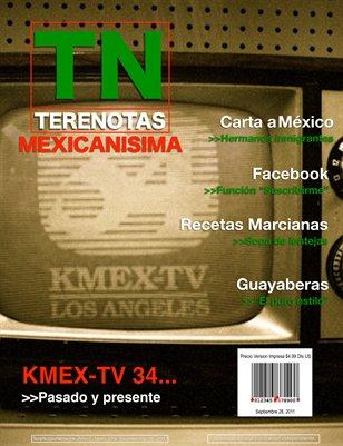 KMEX-TV 34... Pasado y presente