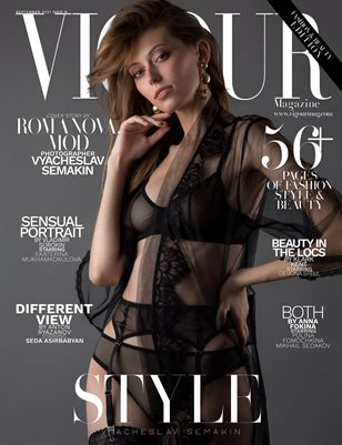Fashion & Beauty   September Issue 16