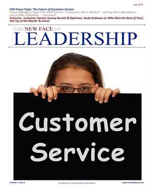Customer Service (July 2013)