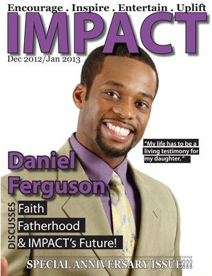 IMPACT the Magazine - December 2012/ January 2013
