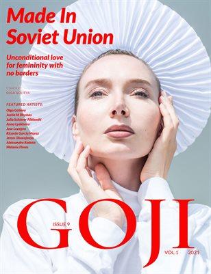 GOJI MAGAZINE ISSUE 9 VOL.1 2021