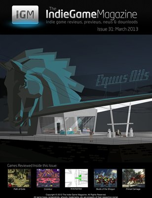 Issue 31: March 2013