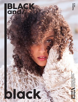 Black and Black Magazine MARCH  2020 N8 Cover 2