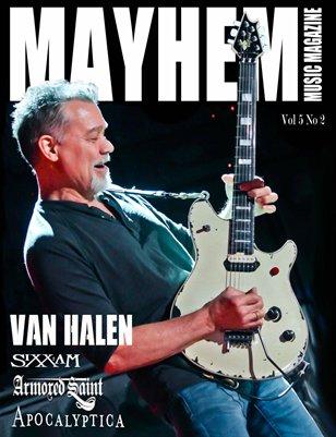 Mayhem Music Magazine Vol. 5 No. 2