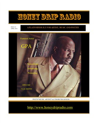 Honey Drip Radio Magazine Issue#2