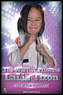 LaLia Tizon - Poster