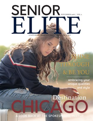 Senior Elite Magazine | Vol. 2 | November 2018
