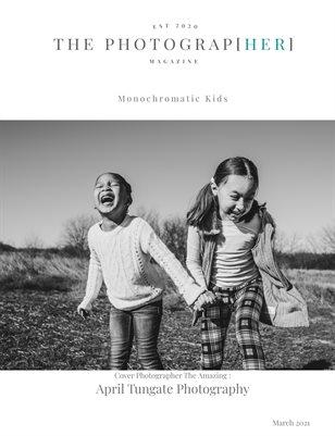 Monochromatic Kids | March 2021