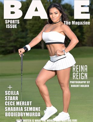 BABE WATCH PRESENTS SPORTS ISSUE VOL 2 FT. REINA REIGN
