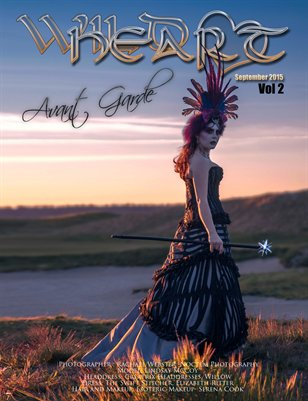 Avant Garde, VOL 2 Issue #10 Wild Heart magazine