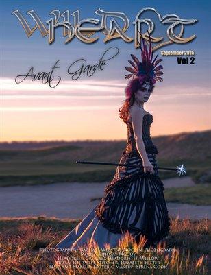 Avant Garde, VOL 2 Issue #10 Wild Heart magazine