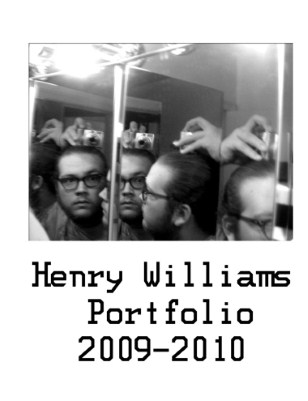 Henry Williams Portfolio